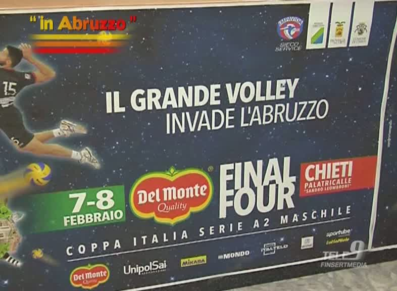 Coppa Italia Volley - Conferenza stampa