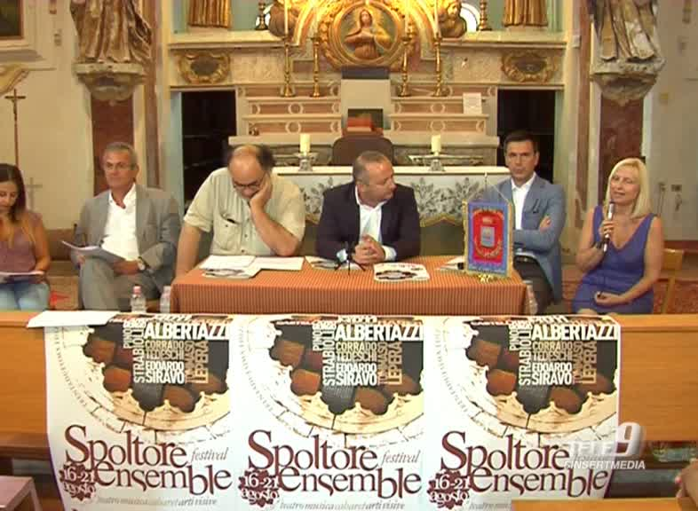 Spoltore Ensemble - Conferenza stampa